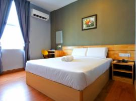 hotel near maps ipoh
