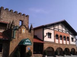 Hotel Muskiz, Muskiz (Ontón yakınında)