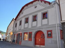 Apartmány U Vavřince, Sušice (Hrádek yakınında)