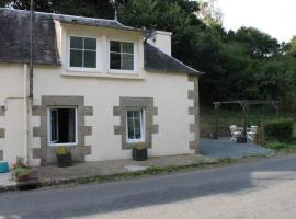 Cottage Pommier, Locarn (рядом с городом Callac)