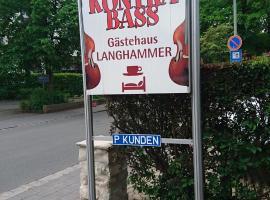 Gästehaus Langhammer, Bubenreuth