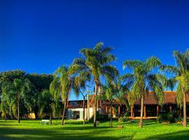 Hotel Texacao do Cavera, Alegrete (Telmo Fontoura yakınında)