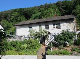 Ferienwohnung Drehwald, Rinnthal (Annweiler am Trifels yakınında)