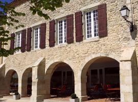 Hotel de France, Saint-Justin (рядом с городом Pouydesseaux)