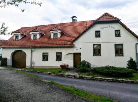 Ubytování U Říčky, Benešov nad Černou (Dluhoště yakınında)