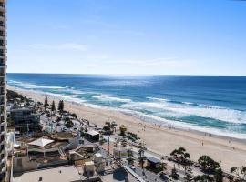 Surfers International Resort Private Apartments, Gold Coast (Surfers Paradise yakınında)