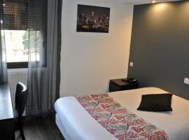 Inter-Hotel Dijon Ouest Castel Burgond, Дижон (рядом с городом Daix)
