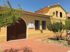 Hotel Rural El Castellet, Fanzara (Argelita yakınında)
