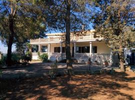 Villa 2 Fields, Castellaneta (Gioia del Colle yakınında)