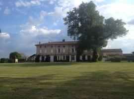 Chambres d'hotes de Pharamond, Villemur-sur-Tarn (рядом с городом Villematier)