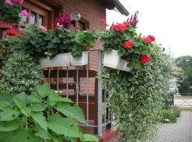 Ferienwohnung Borcherts, Rathenow (Großwudicke yakınında)