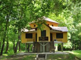 Villa Baračka, Bezdan (рядом с городом Erdőfű)