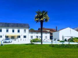 La Lezardiere, Vervant (рядом с городом Saint-Pardoult)