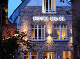 Hotel No. 11, Lüdinghausen