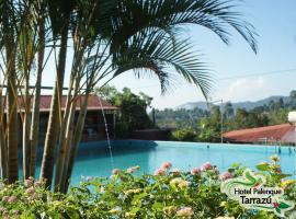Hotel Palenque Tarrazu, San Marcos (San Jerónimo yakınında)