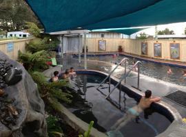 Athenree Hot Springs & Holiday Park, Waihi Beach