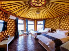 Ordos Mongolian Yurt, Hanggin (Xin yakınında)
