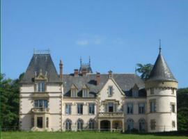 Château du Tout y Fault, Loriges (рядом с городом Sanssat)