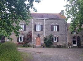 Relais du logis avec table d'hote, Saint-Sulpice-le-Verdon (рядом с городом Les Lucs-sur-Boulogne)