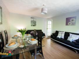 HLS - Kirkness Apartment, Airdrie (рядом с городом Coatbridge)