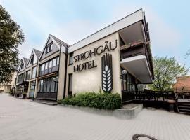 Novum Hotel Strohgäu, Korntal-Münchingen (Schwieberdingen yakınında)