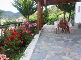 Danai Village House, Palechori (Sykopetra yakınında)