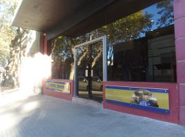 Hotel Central, Durazno (Near Flores)