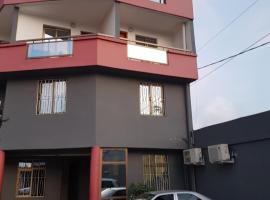 Hotel Eulis, Abidjan (Niangon-Lokoa yakınında)