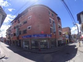 Hotel El Viajero Rionegro