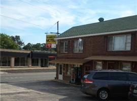 Shamrock Motel Hot Springs