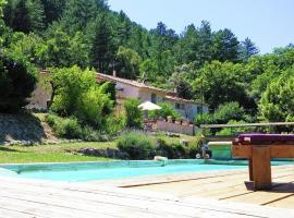 Holiday home St Léger du Ventoux, Saint-Léger-du-Ventoux (рядом с городом Mont Serein)