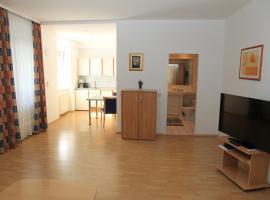 Appartementhaus Anna