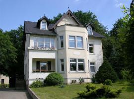 Hotel-Pension Königswald, Dresden (Klotzsche yakınında)