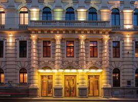 Austria Trend Hotel Savoyen Vienna, Viena