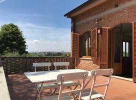 Apartment In Villa Belvedere, Val di Pugna