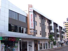 Luz Hotel Pato Branco, Pato Branco (São Lourenço do Oeste yakınında)