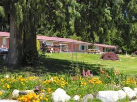 Seaside Villa Motel & RV Park, Powell River
