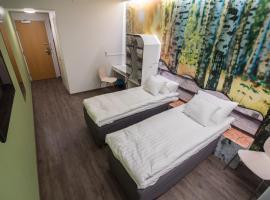 Place to Sleep Hotel Loviisa, Ловийса (рядом с городом Лапинъярви)