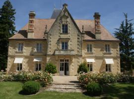 Château La Grave Béchade, Baleyssagues (рядом с городом Saint-Pierre-sur-Dropt)