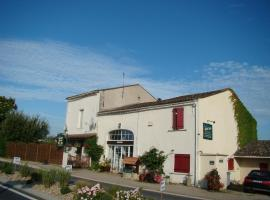B&B Happy Days, Saint-Méard-de-Gurçon (рядом с городом Saint-Géraud-de-Corps)