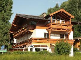 Villa Silvia, Zell am See (Thumersbach yakınında)