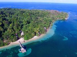 Al Natural Resort, Bastimentos (рядом с регионом Popa Island)