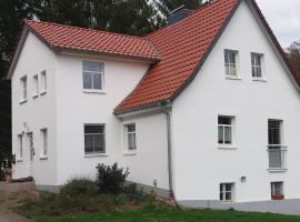 Apartment am Golfplatz, Brochthausen (Sonnenstein yakınında)