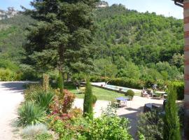 Villa La Muse, Мостюежуль (рядом с городом Le Rozier)