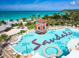 Sandals Grande Antigua All Inclusive Resort and Spa - Couples Only, Saint John's (Blizu: Dickenson Bay)