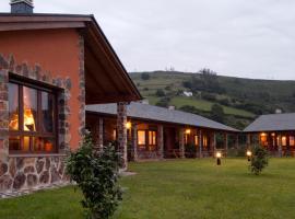 Apartamentos Rurales El Fresnu, Silvamayor (San Pelayo de Tehona yakınında)