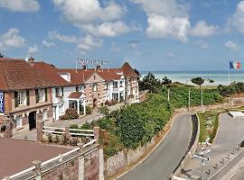 Hotel Royal Albion, Mesnil-Val-Plage (рядом с городом Criel-Plage)