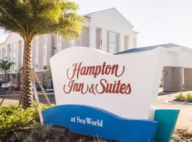 Hampton Inn & Suites Orlando near SeaWorld, Орландо