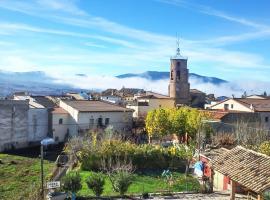 Rural Apartment with great views, Torres del Obispo