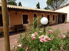 Hotel Fichetto, Foligno (Vescia yakınında)